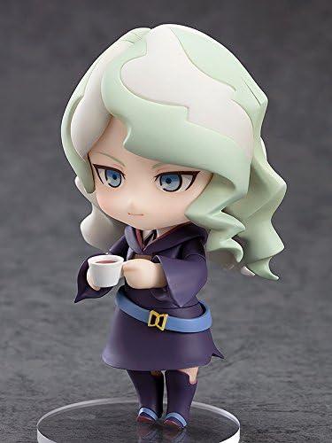 Little Witch Academia Nendoroid PVC Action Figure Diana Cavendish 10 cm Good