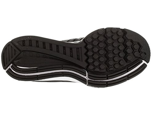 Nike W Air Zoom Structure 19 Flash - Zapatillas de running Mujer Negro (Blck / Rflct Slvr-Cl Gry-Pr Pltn)
