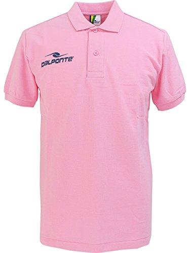 つまずくディベート言語学[ダウポンチ] ポロシャツ DPZ04 PNK