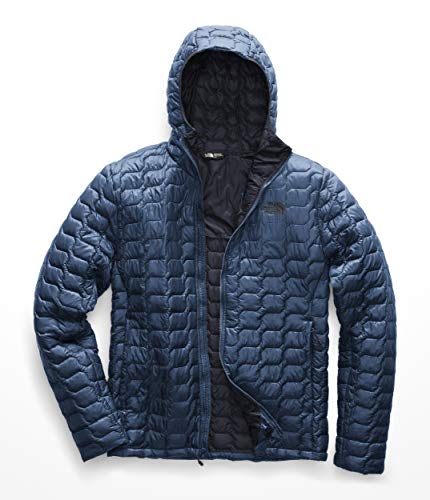 - The North Face Men's Thermoball Hoodie Shady Blue Small