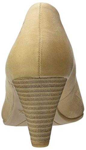 Caprice 22409, Zapatos de Tacón para Mujer Beige