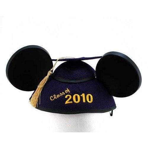 2010 Disney Mickey Mouse Graduation Ears