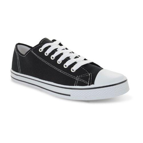 Thirsty Black Sintético Para Fashion 2 Zapatillas De Niña Zxd6x4nqBw