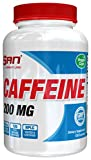 SAN Nutrition Caffeine Anhydrous Power & Energy Supplement, 120 Count For Sale