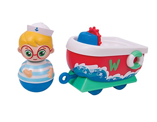 Weebles 95813 Winston Boat Toy product image