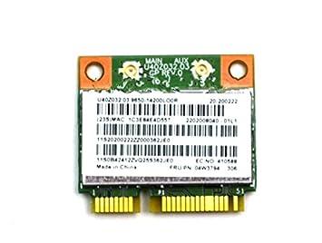 Broadcom Tarjeta Wifi BCM943142HM 04W3836: Amazon.es: Electrónica