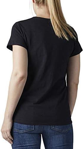Dickies Damska Short Sleeve V-Neck T-Shirt: Odzież