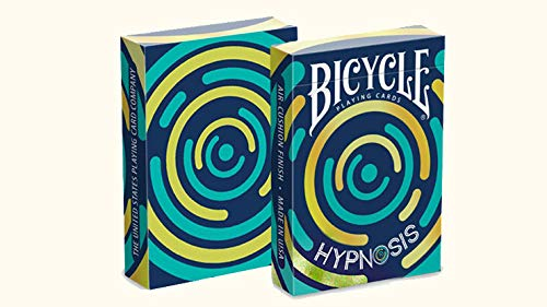 MJM Bicycle Hypnosis Playing Cards