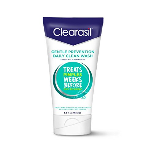 Clearasil Daily Clear Hydra-Blast Face Wash