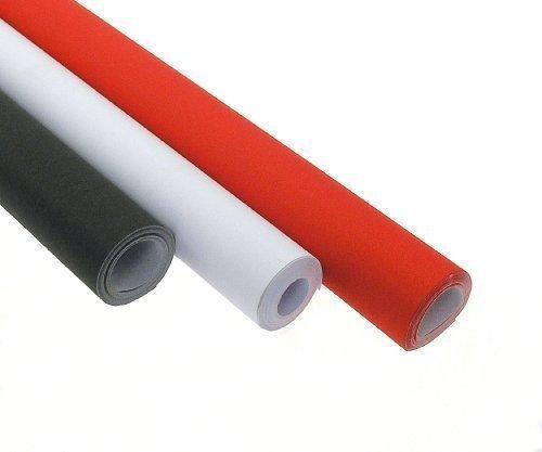 Poster Papel Surtido - Negro, Rojo Y Blanco - 3 Rollos De Vívidas ...