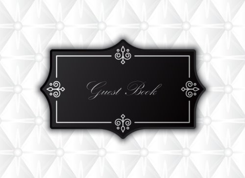 Read Online Guest Book: Visitors Book  Sign in Books for Weddings, Birthday, Funerals, Anniversary, Events, Party  Keep all the memories (visitor log book) (Volume 5) ebook
