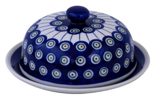 Original Hand-Cheese diameter 19.0 CM in Decor 8 Bunzlauer Keramik GU-888/8