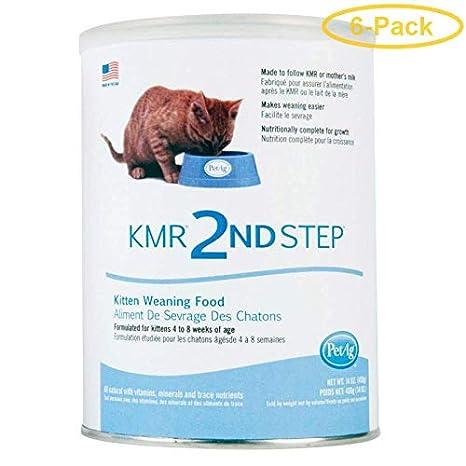 Amazon.com: Pet Ag KMR - Fórmula de destete para gatitos de ...