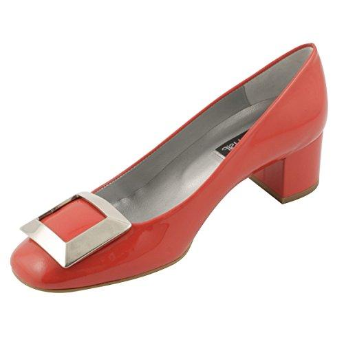 Exclusif Agathe Rouge Talons Paris à Chaussures T8wSxzrT