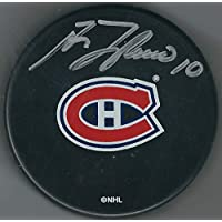 $59 » Autographed Guy LaFleur Montreal Canadiens Hockey Puck