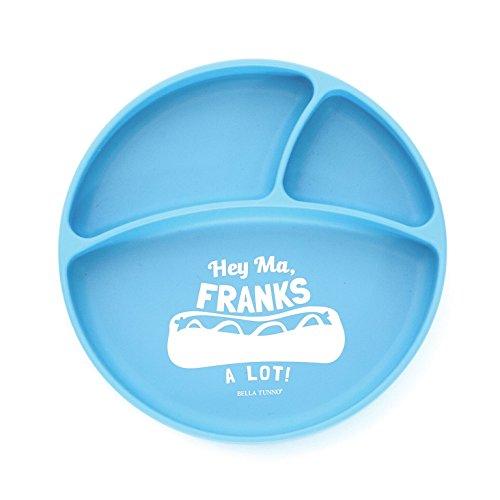 Bella Tunno Wonder Plate, Franks A Lot