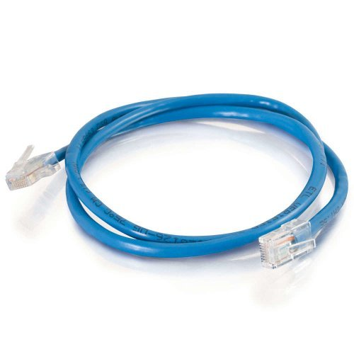 Prod C2g C2g 3Ft Cat5e Non-Booted Unshielded 100Pk Utp Class: Network Hardware//Network Cable // Patch By C2g - Blue Network Patch Cable