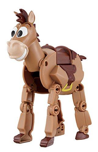 Hatch 'n Heroes Toy Story Bullseye Transforming Figure