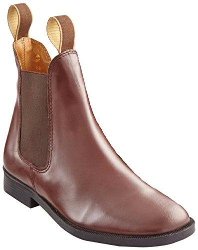 Loveson Grosvenor Tan Jodhpur - Calzado de botas de senderismo para hombre