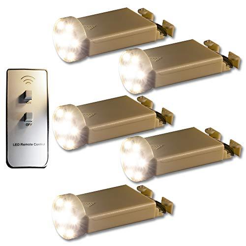 Led Paper Lantern Light With 12 Super Bright White Leds in US - 3