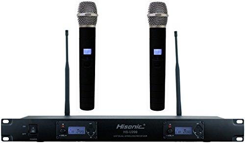 100 Series Uhf Handheld Microphone - 8