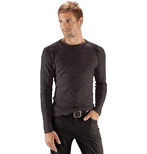 Nau Merino Wool Men's Black Sweater (XL, Black)