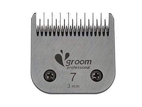 4 F 9 mm Groom Professional Blade