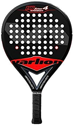 VARLION Pala de pádel LW ZYLON 4 Black LTD: Amazon.es: Deportes y ...