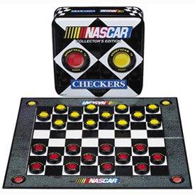 (NASCAR Collector's Edition Checkers)