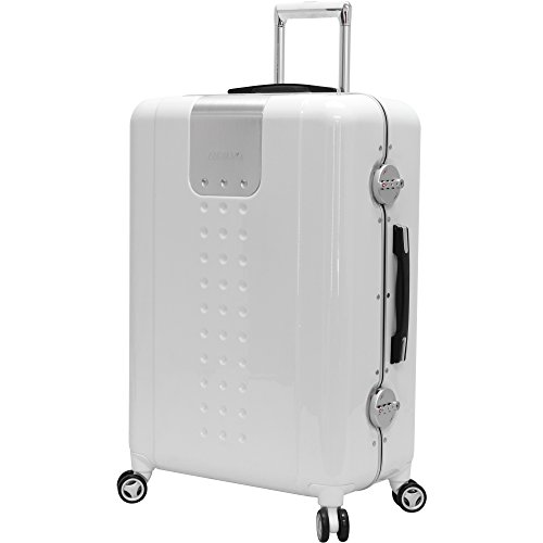 andiamo-25-aluminum-frame-zipperless-midsize-luggage-with-spinner-wheels-25in-white