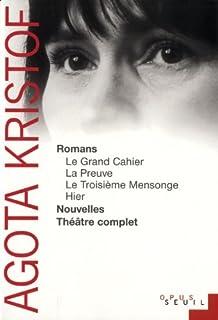 Le grand cahier : [1], Kristof, Agota (1935-2011)