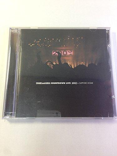 CHAGE&ASKA/カウントダウン・コンサート03>>04CD付/in SAPPORO DOME