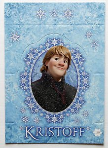 Disney Frozen Kristoff Stand Up Trading Card #169