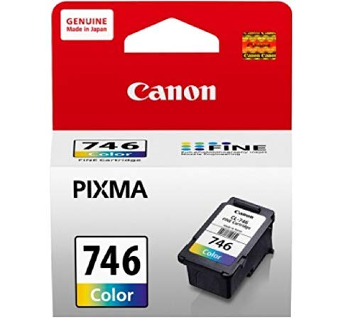 Canon CL 746 Ink Cartridge for Pixma MG 2470 2570 2570S 2577S 2970 3070 3070S 3077 3077S MX 497 IP 2870 2870S 2872 TS 207 307 3170 3170S 3177S Printer
