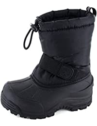 7d758fea04 Boys Girls Toddler/Little Kids/Big Kids Frosty Winter Snow Boot