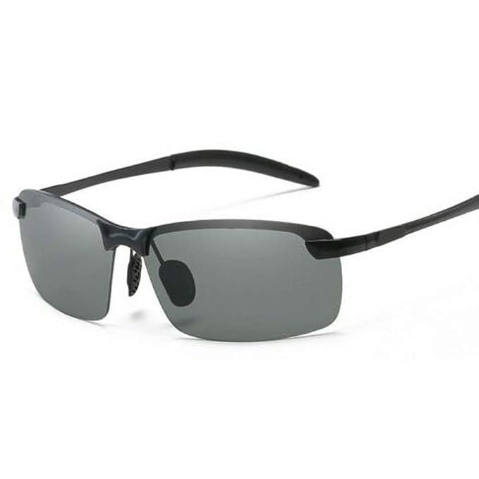 ZITOOP ZYC - Gafas de sol fotocromáticas para hombre con ...