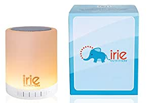 Irie Sleep Night Light and Sound Machine for babies, toddlers, and young children