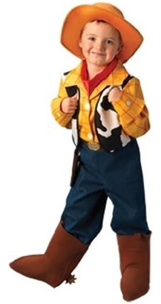 Rubies - Disfraz de Woody platinum (883686-M): Amazon.es: Juguetes ...