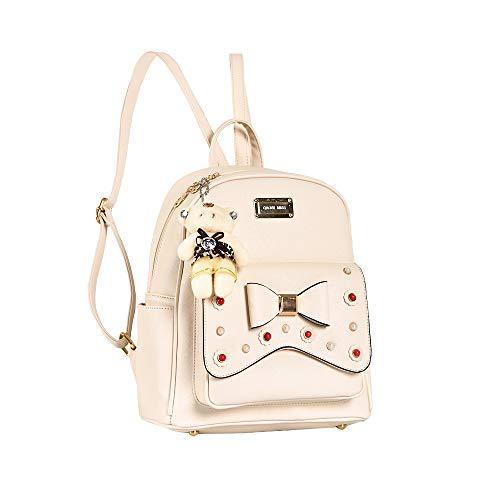 Girls Cute Leather Mini Backpack Fashion Casual Daypacks Purse for Women