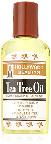 Hollywood Beauty Tea Tree Oil - Skin and Scalp Treatment 60 ml by Hollywood Beauty