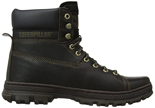 CAT Footwear Pentonville - Botas chukka de cuero hombre Marl Full Grey
