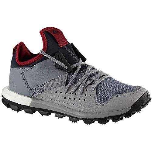 adidas Running Women's Response TR Mid Grey/Footwear White/Dark Grey 10 B US B (M)