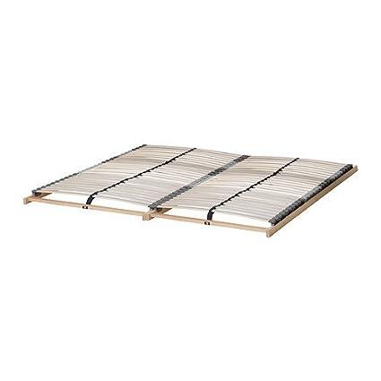 Amazoncom Ikea Slatted Bed Base Fulldouble 26 Slats Kitchen