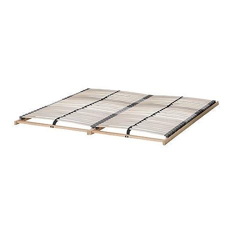 Amazon.com: Ikea Slatted Bed Base (Full\\Double) 26 Slats: Kitchen ...