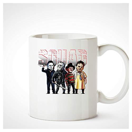 Squad Jason Michael Horror squad halloween 2018 Mug -