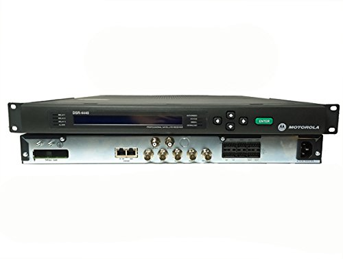 440 Commercial Integrated Receiver/Decoder (Dss Receiver)