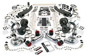 Banks 21101 Twin Turbocharger System (Banks Turbo)