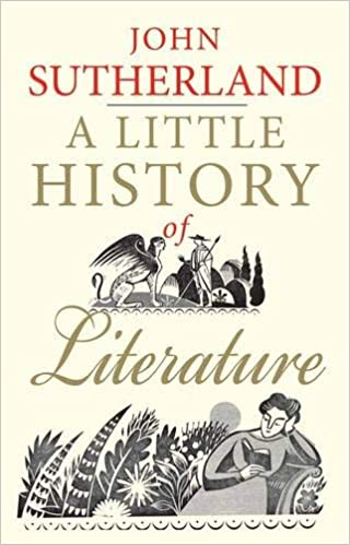 Image result for a little  history of literature