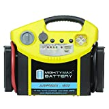 Mighty Max Battery Jump Starters Review and Comparison