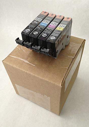 Genuine Canon CLI-226 4-Color Black/Cyan/Magenta/Yellow - Bulk Packaging ()